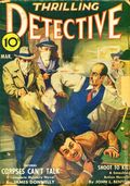 Thrilling Detective (1931-1953 Standard) Pulp Vol. 42 #3