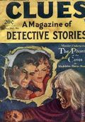 Clues Detective Stories (1926-1943 Clayton Magazines) Pulp Vol. 25 #1