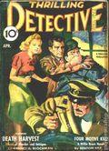 Thrilling Detective (1931-1953 Standard) Pulp Vol. 43 #1