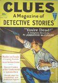 Clues Detective Stories (1926-1943 Clayton Magazines) Pulp Vol. 25 #2