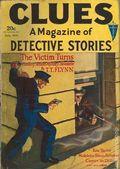 Clues Detective Stories (1926-1943 Clayton Magazines) Pulp Vol. 25 #3