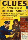 Clues Detective Stories (1926-1943 Clayton Magazines) Pulp Vol. 26 #2