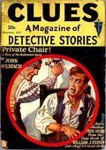 Clues Detective Stories (1926-1943 Clayton Magazines) Pulp Vol. 26 #3