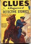 Clues Detective Stories (1926-1943 Clayton Magazines) Pulp Vol. 27 #1