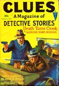 Clues Detective Stories (1926-1943 Clayton Magazines) Pulp Vol. 27 #2