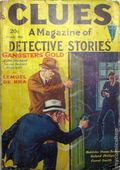 Clues Detective Stories (1926-1943 Clayton Magazines) Pulp Vol. 27 #3