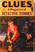 Clues Detective Stories (1926-1943 Clayton Magazines) Pulp Vol. 28 #1