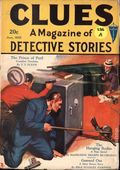 Clues Detective Stories (1926-1943 Clayton Magazines) Pulp Vol. 28 #2