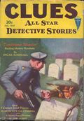Clues Detective Stories (1926-1943 Clayton Magazines) Pulp Vol. 28 #3