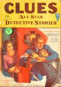 Clues Detective Stories (1926-1943 Clayton Magazines) Pulp Vol. 28 #4