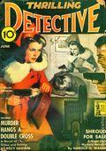Thrilling Detective (1931-1953 Standard) Pulp Vol. 43 #3