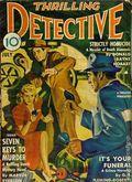 Thrilling Detective (1931-1953 Standard) Pulp Vol. 44 #1