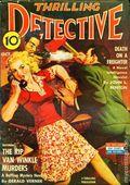 Thrilling Detective (1931-1953 Standard) Pulp Vol. 45 #1