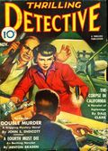 Thrilling Detective (1931-1953 Standard) Pulp Vol. 45 #2