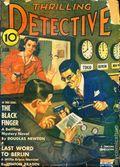 Thrilling Detective (1931-1953 Standard) Pulp Vol. 46 #1