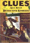 Clues Detective Stories (1926-1943 Clayton Magazines) Pulp Vol. 29 #3
