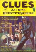Clues Detective Stories (1926-1943 Clayton Magazines) Pulp Vol. 29 #4