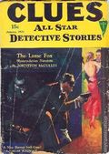 Clues Detective Stories (1926-1943 Clayton Magazines) Pulp Vol. 30 #1