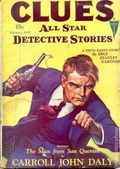 Clues Detective Stories (1926-1943 Clayton Magazines) Pulp Vol. 30 #2