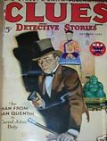 Clues Detective Stories (1926-1943 Clayton Magazines) Pulp Vol. 30 #5