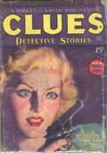 Clues Detective Stories (1926-1943 Clayton Magazines) Pulp Vol. 30 #6