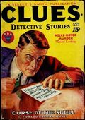 Clues Detective Stories (1926-1943 Clayton Magazines) Pulp Vol. 31 #2