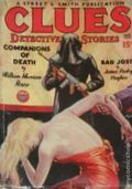 Clues Detective Stories (1926-1943 Clayton Magazines) Pulp Vol. 31 #4