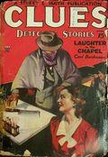Clues Detective Stories (1926-1943 Clayton Magazines) Pulp Vol. 31 #5