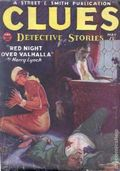 Clues Detective Stories (1926-1943 Clayton Magazines) Pulp Vol. 31 #6