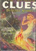 Clues Detective Stories (1926-1943 Clayton Magazines) Pulp Vol. 32 #1