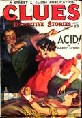Clues Detective Stories (1926-1943 Clayton Magazines) Pulp Vol. 32 #2