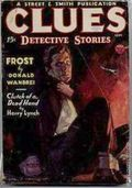 Clues Detective Stories (1926-1943 Clayton Magazines) Pulp Vol. 32 #4