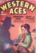 Western Aces (1934-1949 Ace) Pulp Vol. 1 #3