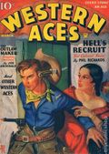 Western Aces (1934-1949 Ace) Pulp Vol. 2 #1