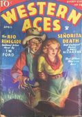 Western Aces (1934-1949 Ace) Pulp Vol. 2 #2