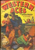 Western Aces (1934-1949 Ace) Pulp Vol. 2 #4