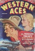 Western Aces (1934-1949 Ace) Pulp Vol. 4 #3