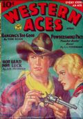 Western Aces (1934-1949 Ace) Pulp Vol. 5 #2