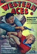 Western Aces (1934-1949 Ace) Pulp Vol. 6 #1