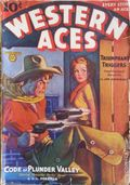 Western Aces (1934-1949 Ace) Pulp Vol. 7 #1