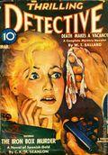 Thrilling Detective (1931-1953 Standard) Pulp Vol. 46 #3