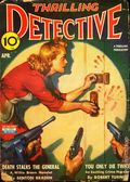 Thrilling Detective (1931-1953 Standard) Pulp Vol. 47 #1