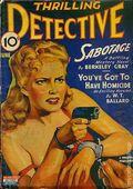 Thrilling Detective (1931-1953 Standard) Pulp Vol. 47 #3