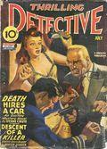 Thrilling Detective (1931-1953 Standard) Pulp Vol. 48 #1