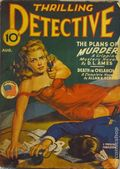 Thrilling Detective (1931-1953 Standard) Pulp Vol. 48 #2