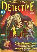 Thrilling Detective (1931-1953 Standard) Pulp Vol. 49 #1