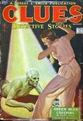 Clues Detective Stories (1926-1943 Clayton Magazines) Pulp Vol. 32 #6
