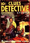 Clues Detective Stories (1926-1943 Clayton Magazines) Pulp Vol. 33 #1
