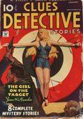 Clues Detective Stories (1926-1943 Clayton Magazines) Pulp Vol. 33 #2
