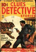 Clues Detective Stories (1926-1943 Clayton Magazines) Pulp Vol. 33 #3